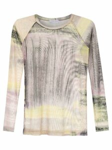 Mara Mac printed blouse - Multicolour