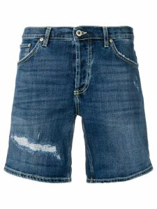 Dondup knee-length shorts - Blue