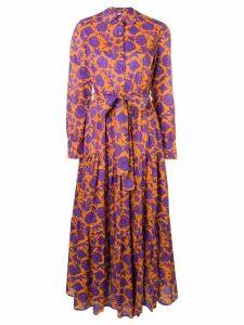 La Doublej Bellini dress - ORANGE