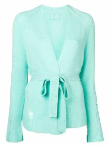 Zadig & Voltaire Lemmy cardigan - Green