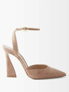 Isabel Marant - Paisley-print Open-back Top - Womens - Black Multi