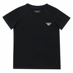 Emporio Armani Cotton Logo T-shirt
