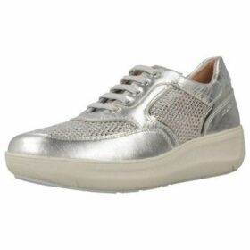 Stonefly  ROCK 1 BIS  women's Shoes (Trainers) in Silver