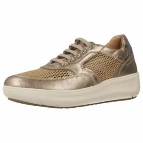 Stonefly  ROCK 1 BIS  women's Shoes (Trainers) in Gold