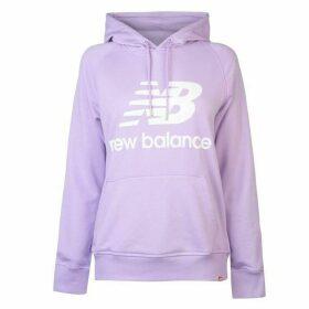 New Balance Logo Hoodie - Pink