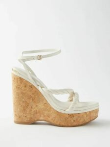 Burberry - Windward Logo Intarsia Merino Sweater - Womens - Black