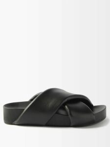 Burberry - Chain Intarsia Silk Blend Cardigan - Womens - Beige Multi