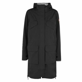 Canada Goose Seaboard Black Tri-Durance Shell Jacket