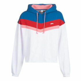 Vans  INVERCE HOODIE  women's Sweatshirt in White