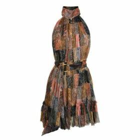 Zimmermann Paisley Mini Dress