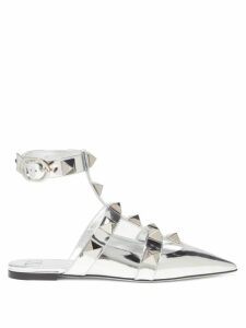 Lisa Marie Fernandez - Striped Tie-front Satin Shirt - Womens - Black White