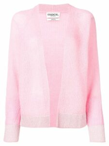 Essentiel Antwerp loose-fit cardigan - Pink