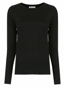 Nk long sleeved blouse - Black