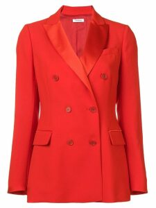 P.A.R.O.S.H. Poseidy double breasted jacket - Red