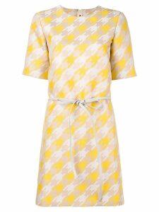 Marni oversized shirt dress - Yellow