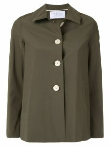 Harris Wharf London Loden Light Technic jacket - Green