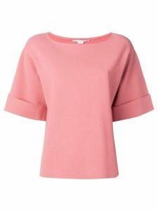 Stella McCartney boxy fit T-shirt - Pink