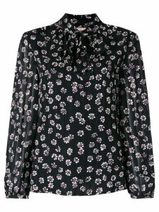 Tory Burch Emma bow blouse - Black