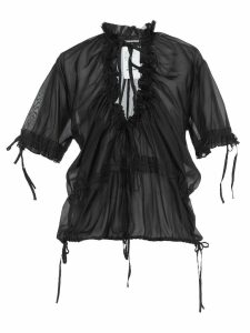 Dsquared2 Silk Blend Blouse