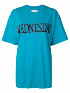 Alberta Ferretti 'Wednesday' T-shirt - Blue