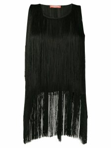 Smarteez fringe top - Black