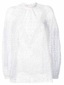 Giamba broderie anglaise shirt - White