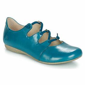 Josef Seibel  FIONA 04  women's Shoes (Pumps / Ballerinas) in Blue