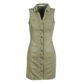 Freeman T.Porter  Olyvia New Magic Color  women's Dress in Kaki
