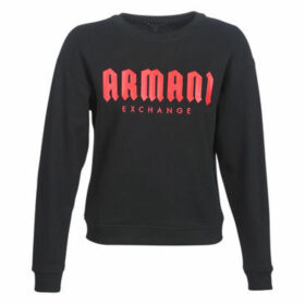 Armani Exchange  HELBANI  women's Sweatshirt in Black