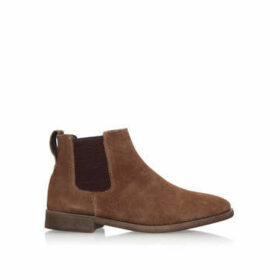 KG Kurt Geiger Guildford - Tan Chelsea Boots
