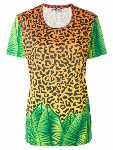 Kansai Yamamoto Pre-Owned printed t-shirt - ORANGE