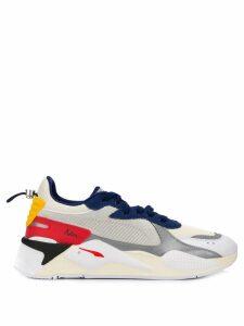 Puma contrast sneakers - Grey