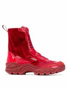 Rombaut Boccaccio boot - Red