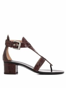 Giuseppe Zanotti Madie sandals - Brown