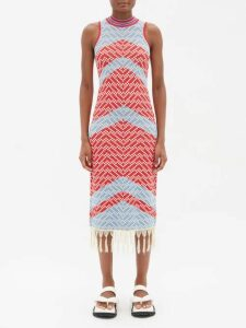 Gabriela Hearst - Harius Cashmere And Silk Blend Sweater - Womens - Light Pink