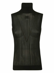 Givenchy Ribbed Blouse