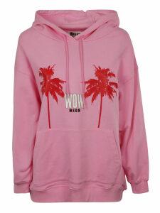 MSGM Palm Tree Hoodie