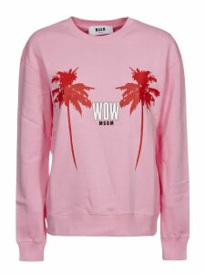 MSGM WOW Sweatshirt