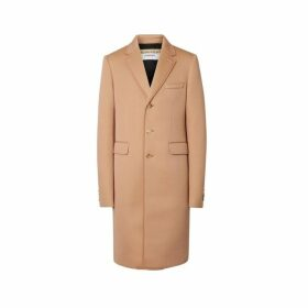 Burberry Neoprene Tailored Coat