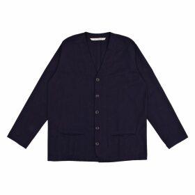 JULIANA HERC - Short Fluid Dress in Green Cupro