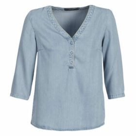 Vero Moda  VMTRUDY  women's Blouse in Blue