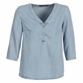 Vero Moda  VMTRUDY  women's Blouse in Blue