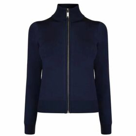 MICHAEL Michael Kors High Neck Zip Sweatshirt