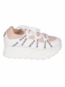Ruco Line Logo Platform Sneakers