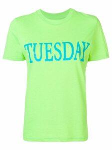 Alberta Ferretti Tuesday T-shirt - Green
