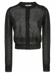 Brunello Cucinelli sequin embellished cardigan - Black