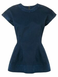 Marni denim blouse - Blue