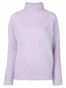 Howlin' Lonely Planet sweater - Purple
