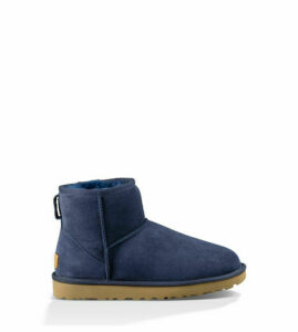 UGG Classic Mini Ii Boot Womens Boots Navy 9