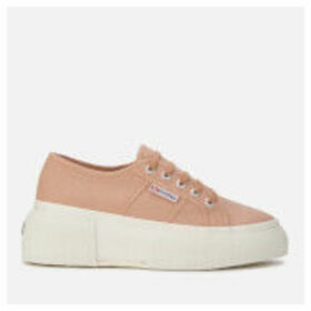 Superga Women's 2287 Cotw Trainers - Rose Mahogany